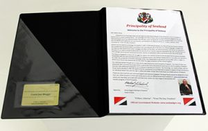 sealand count documents