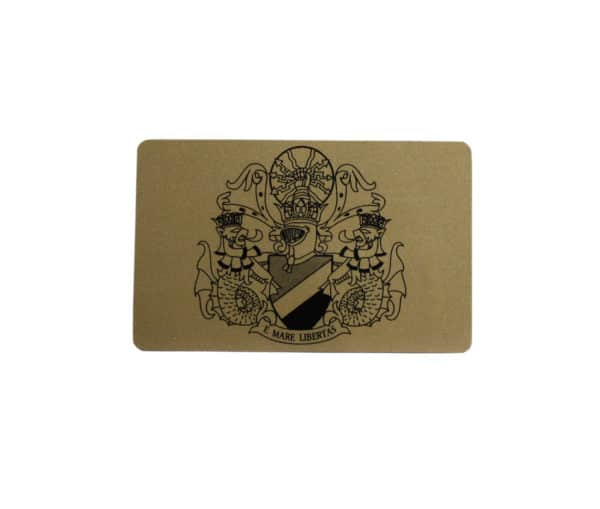 sealand gold card