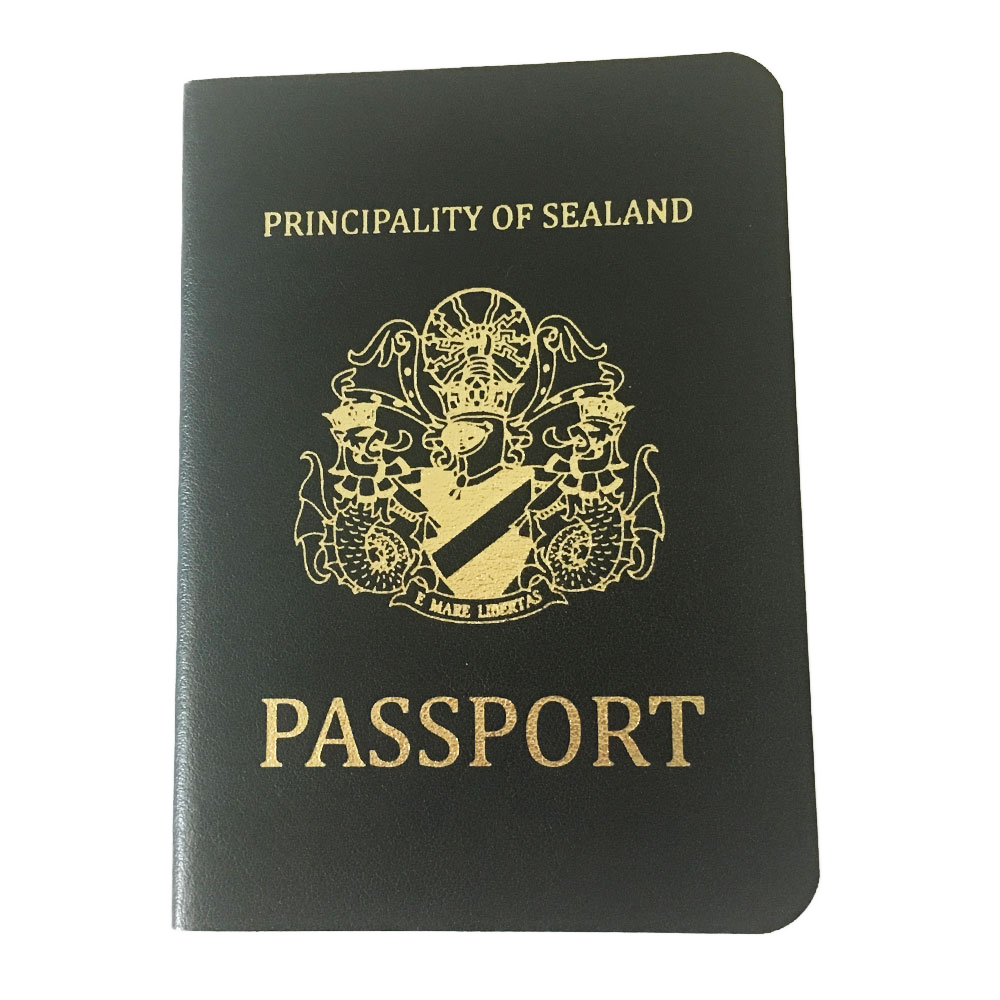 Sealand Passport