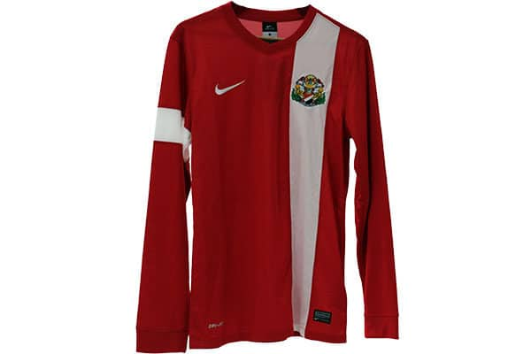 sealand football shirt