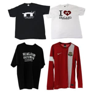Sealand T Shirts for sale
